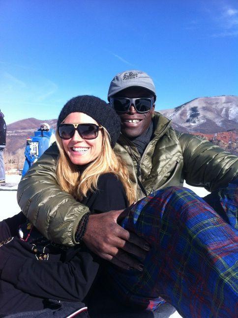 Heidi Klum Seal split Wonderwall gossip Kat Giantis