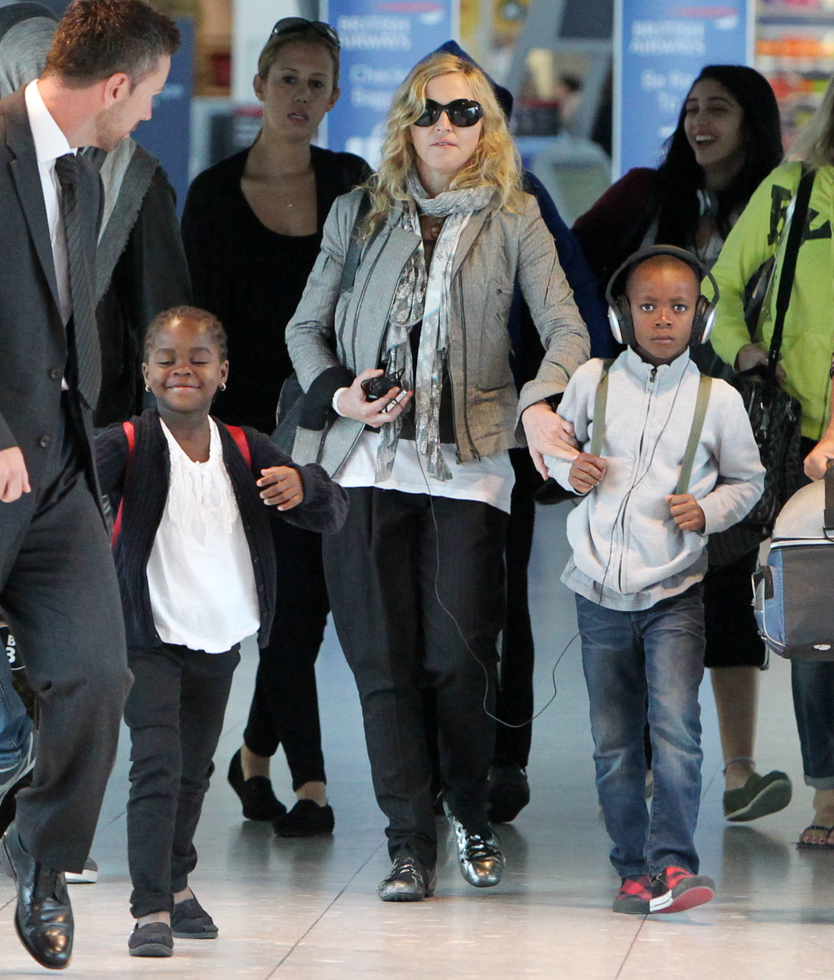 madonna hollywood single moms