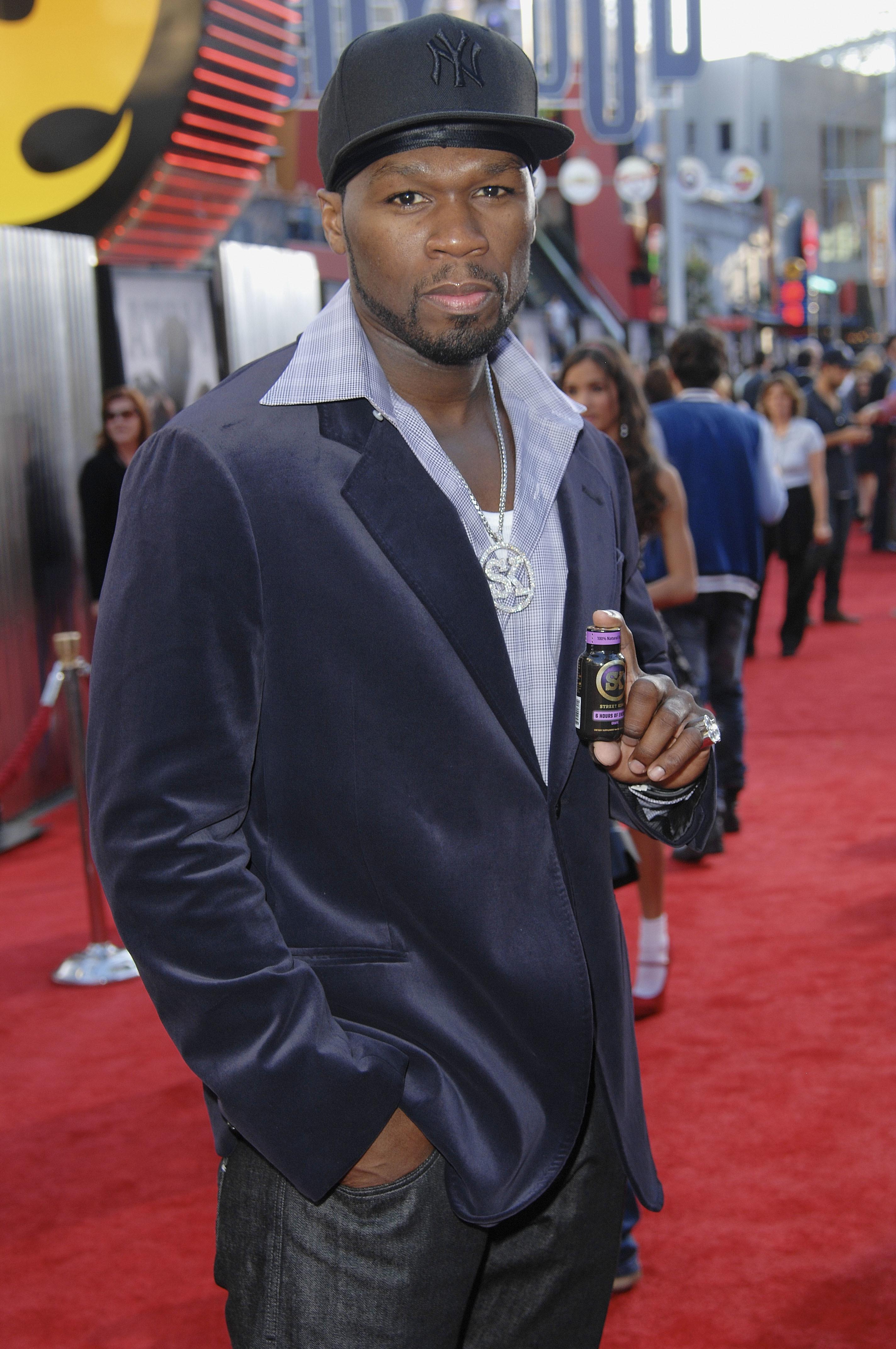50 Cent Blackjack