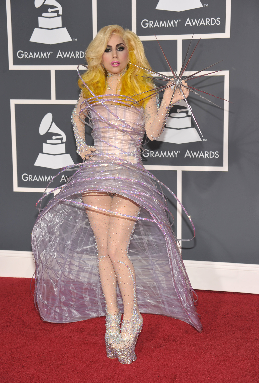 Lady Gaga  strange addictions