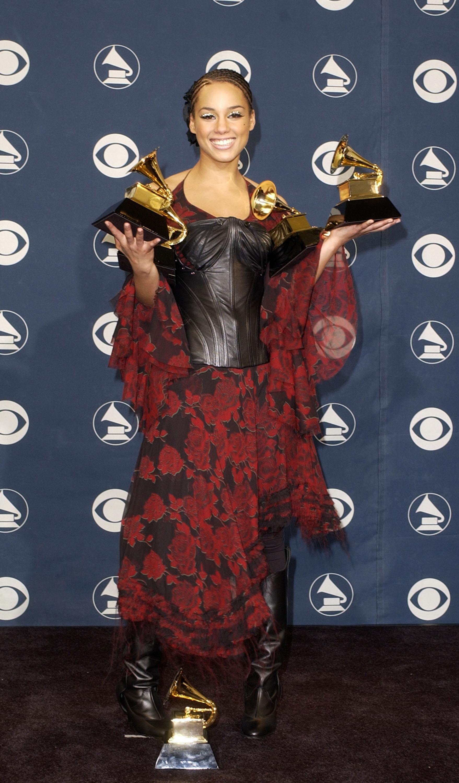 7. Alicia Keys
