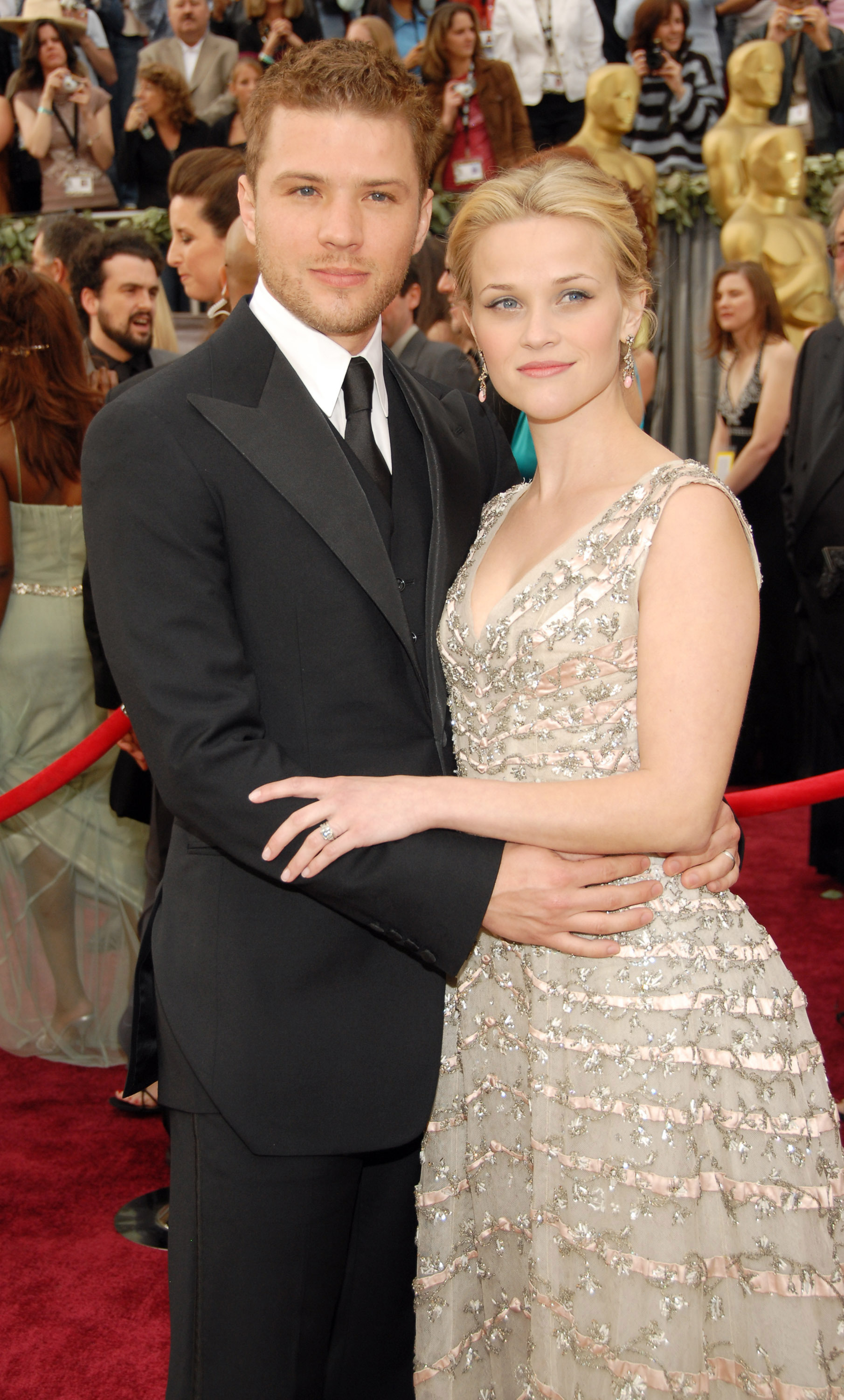 Ryan Phillippe Reese Witherspoon 2006 Oscars