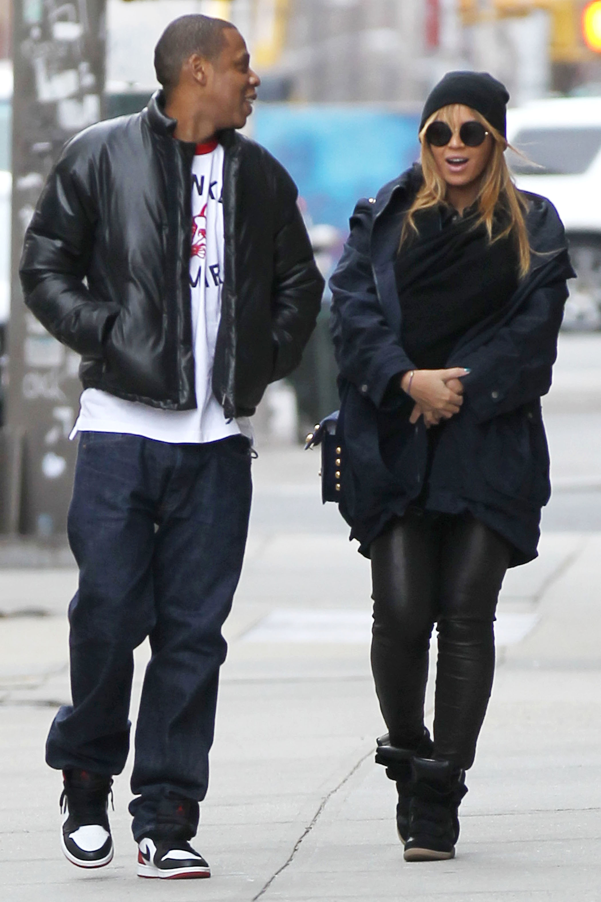Beyonce Jay Z Blue Ivy Carter Wedge Sneakers