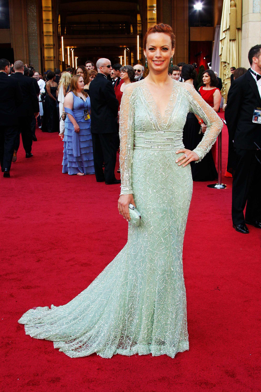 Berenice Bejo green
