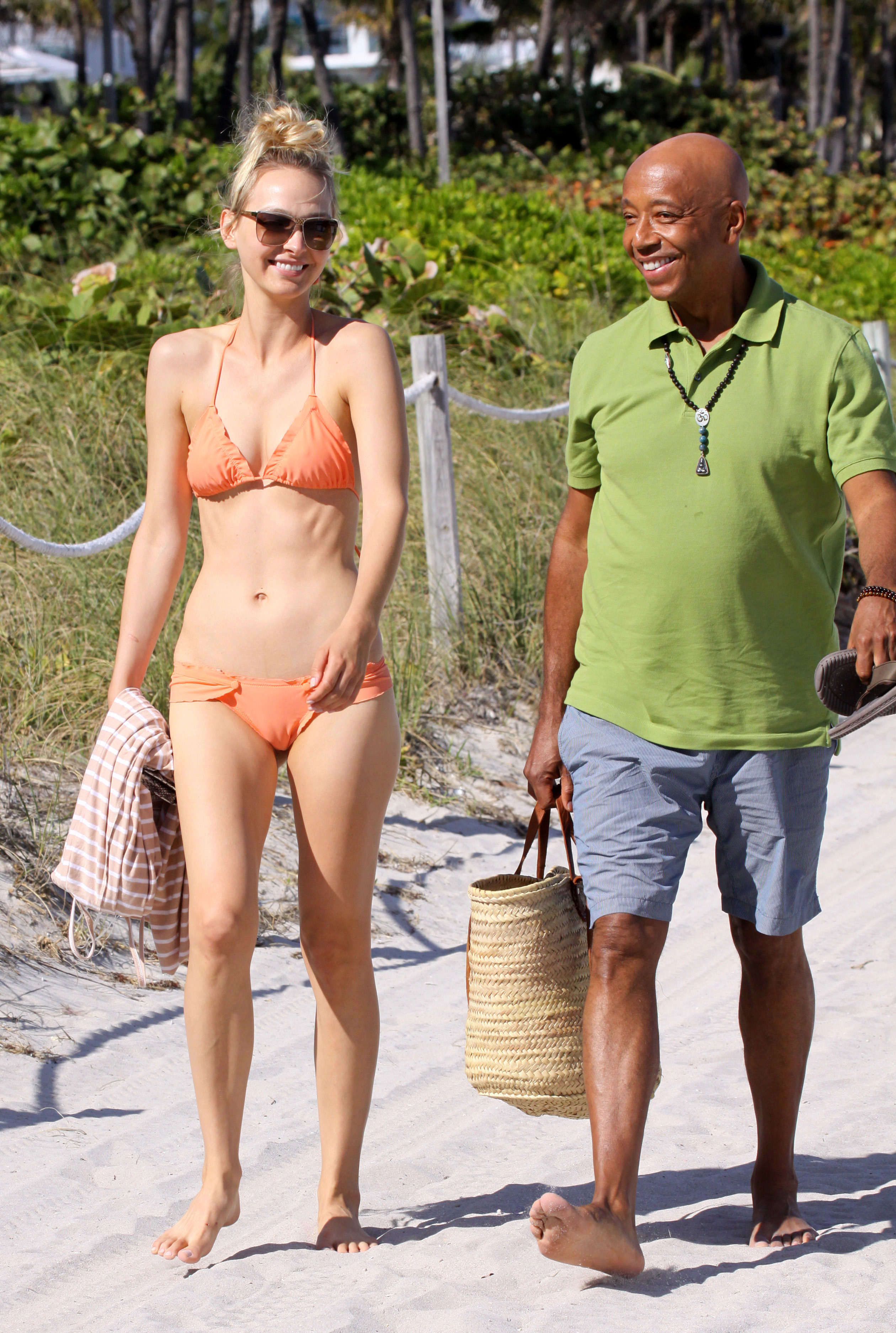 russell simmons miami february 2012
