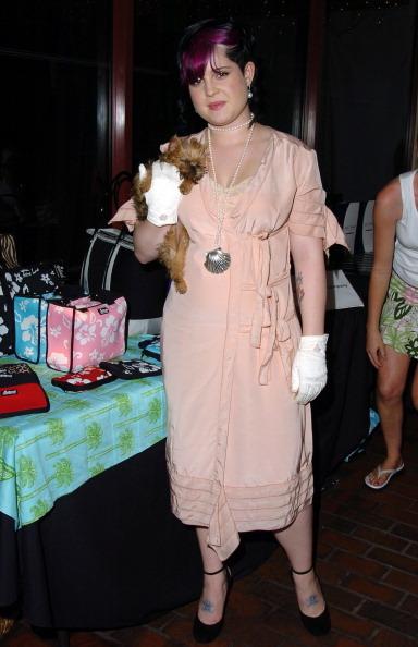 Kelly osbourne august 2008