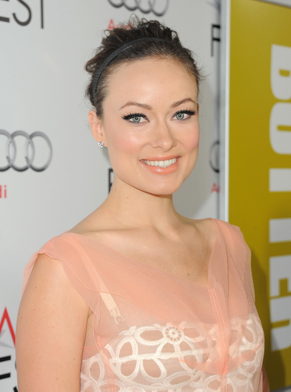 Olivia Wilde makeup