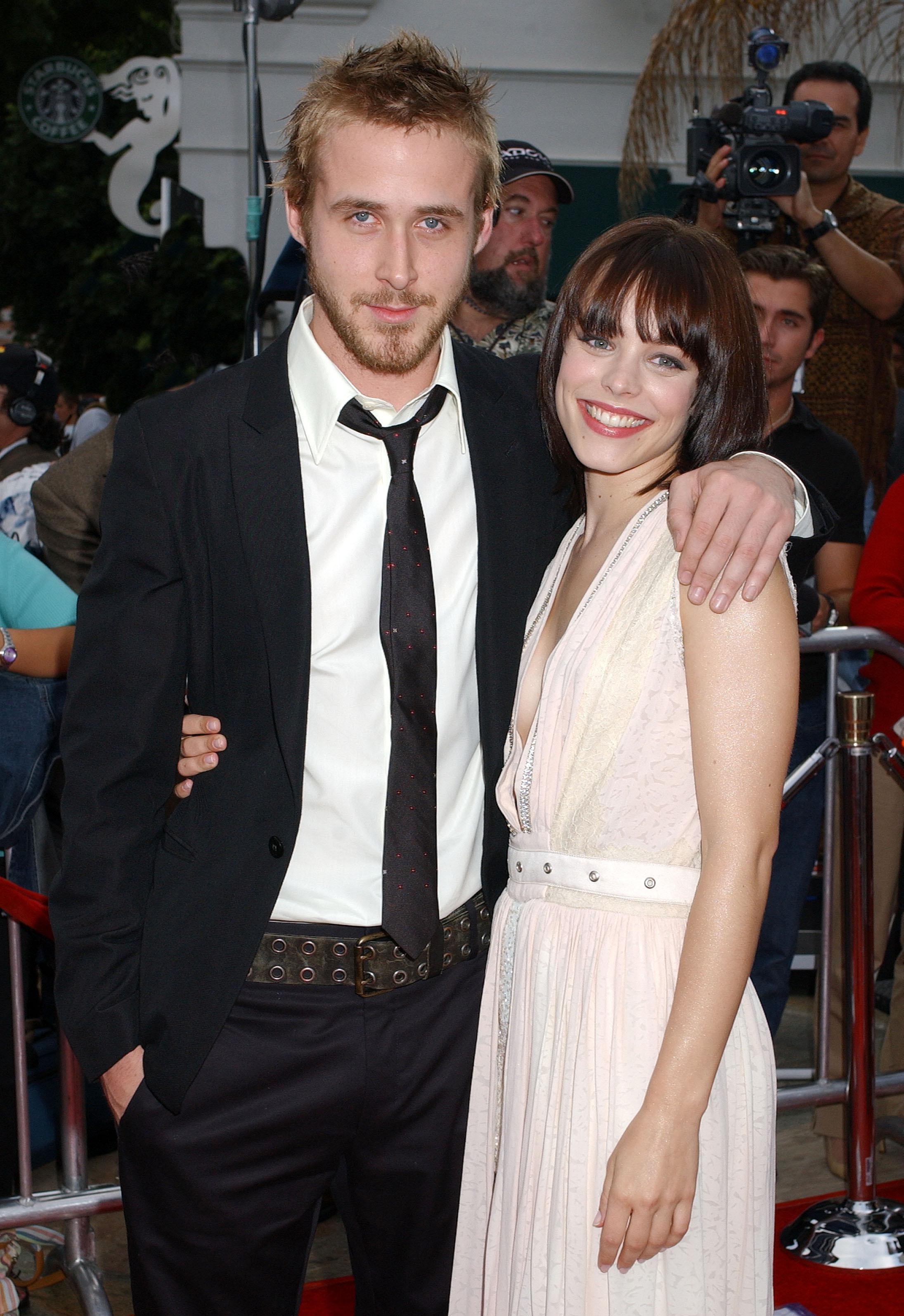 Ryan Gosling Rachel McAdams dated - Forgotten celeb