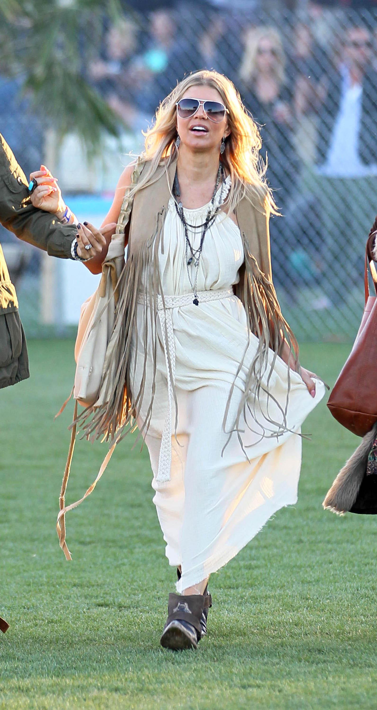 Fergie Coachella