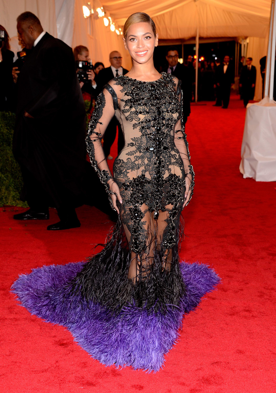 Beyonce Givenchy dress