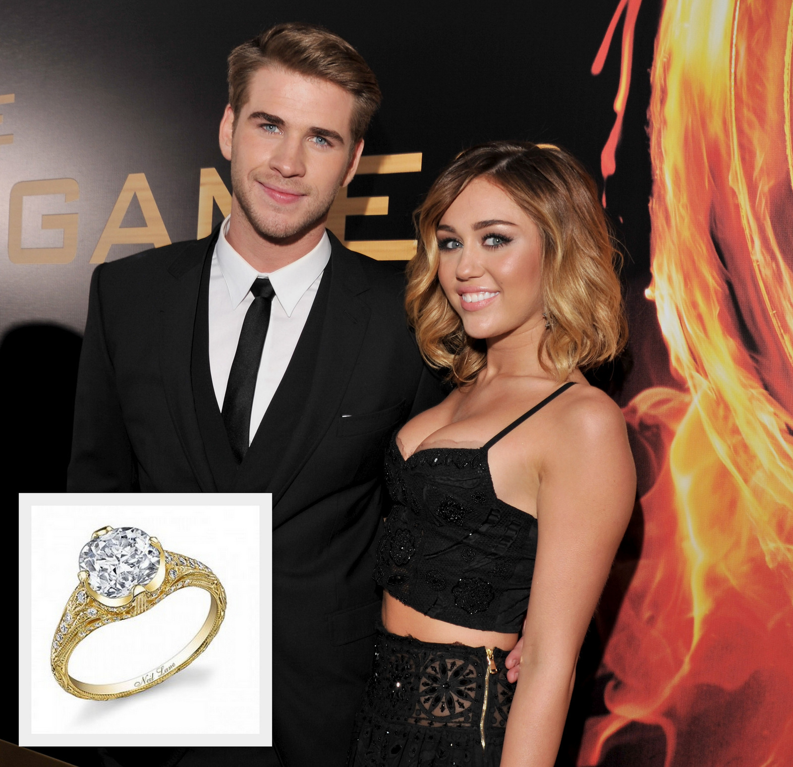 Miley ring
