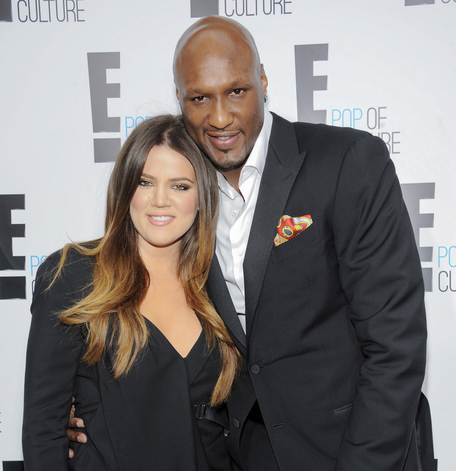Khloe and Lamar are sn...