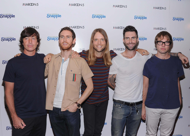 9. Maroon 5