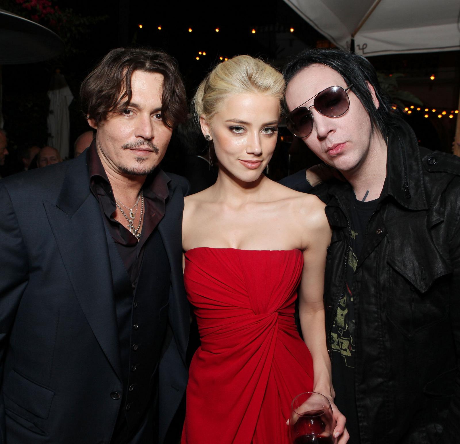 Johnny Depp Vanessa Paradis split gossip Wonderwall Amber Heard