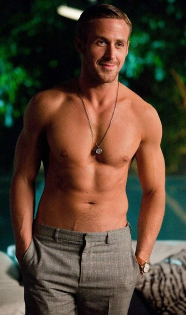 Bradley Cooper Ryan Gosling abs shirtless