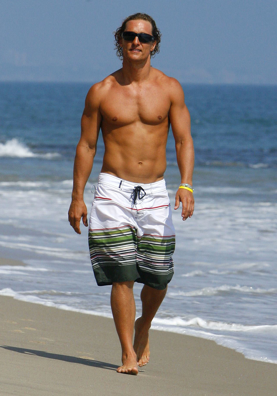 Matthew McConaughey Lance Armstrong