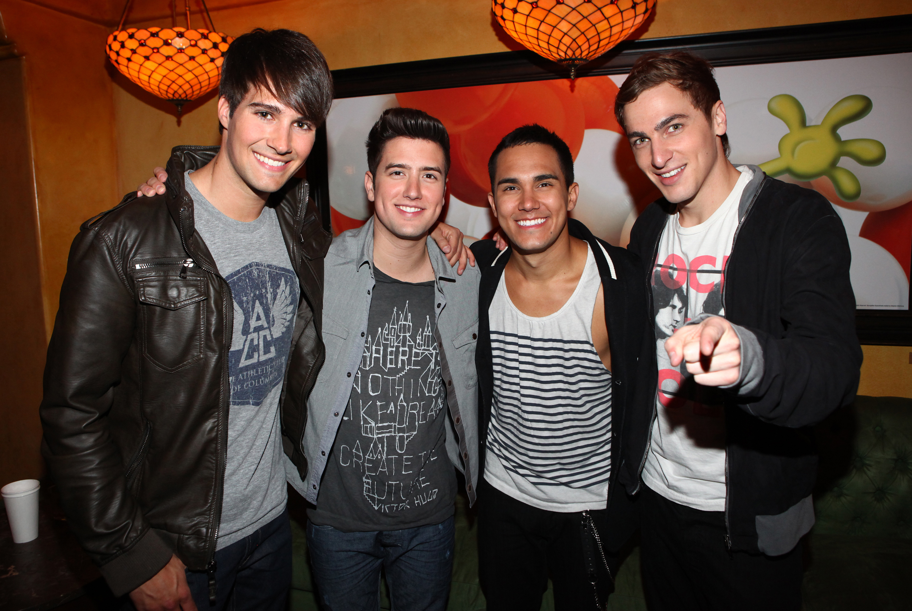 big time rush twitterview