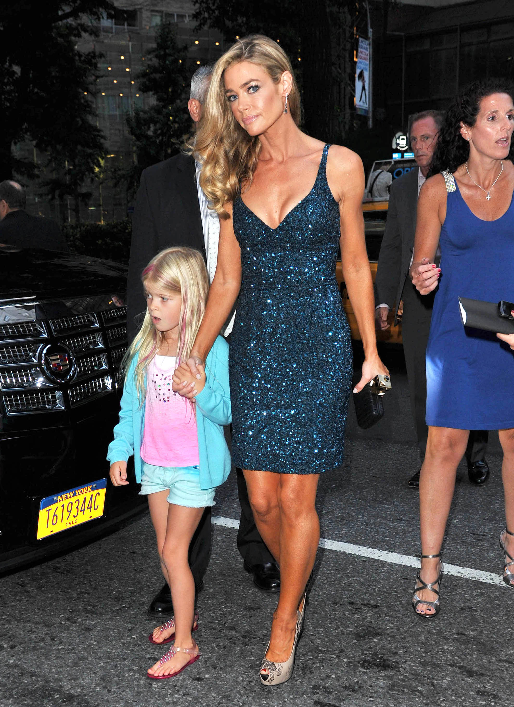 Denise Richards family