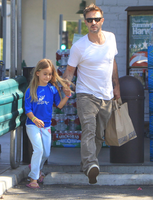 David Arquette and Coco