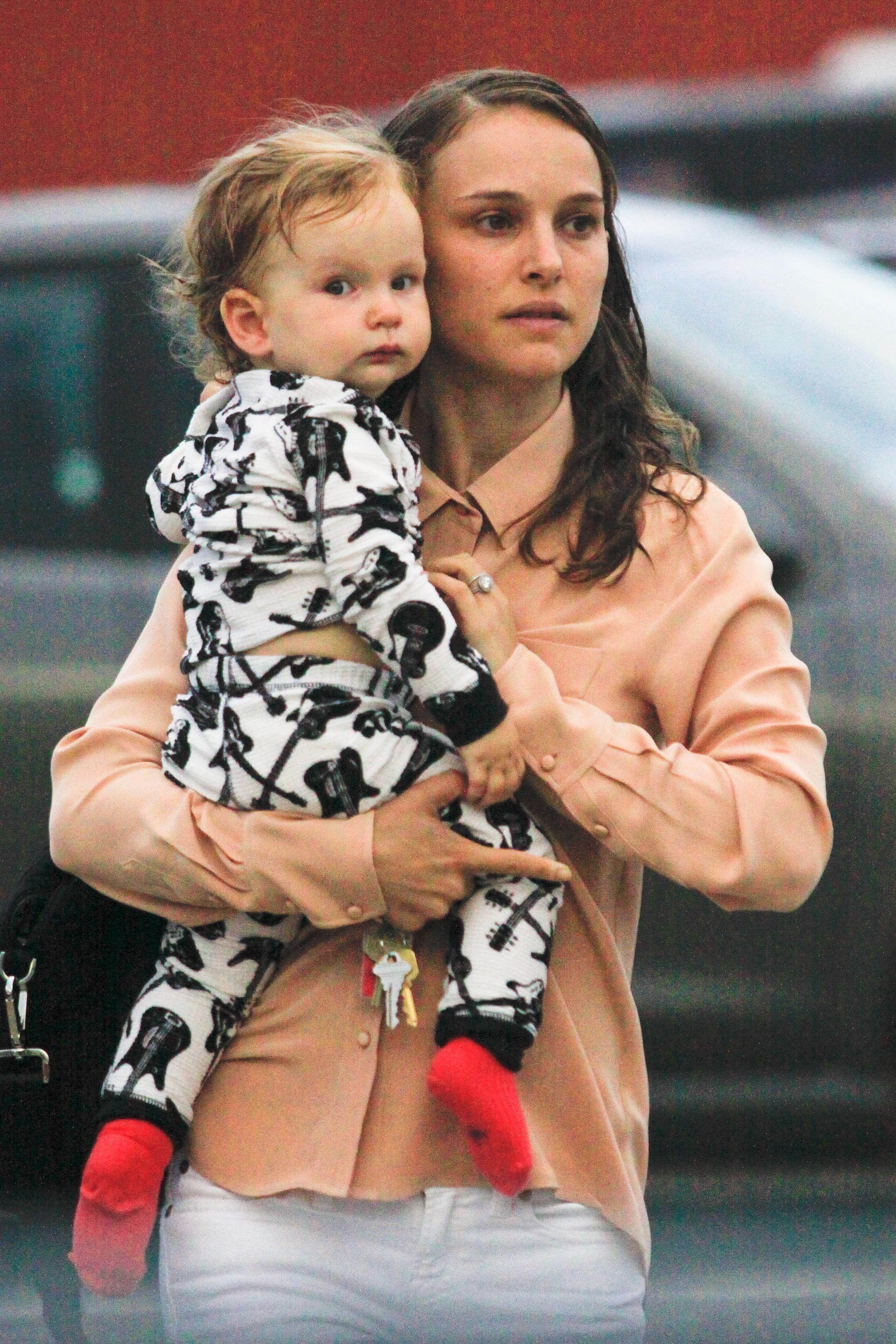 Natalie Portman and Aleph