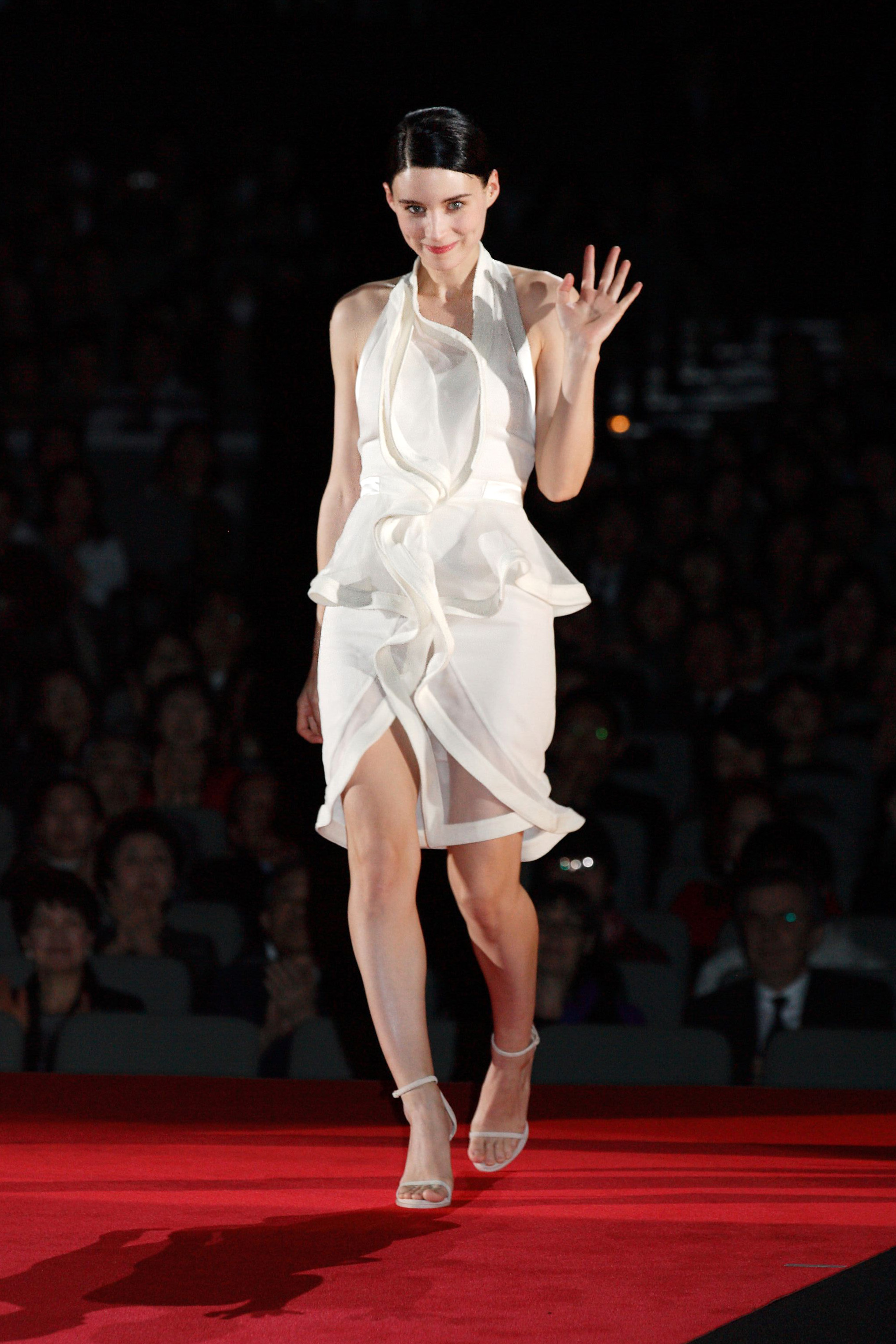 rooney mara fashion face calvin klein model campaign david fincher