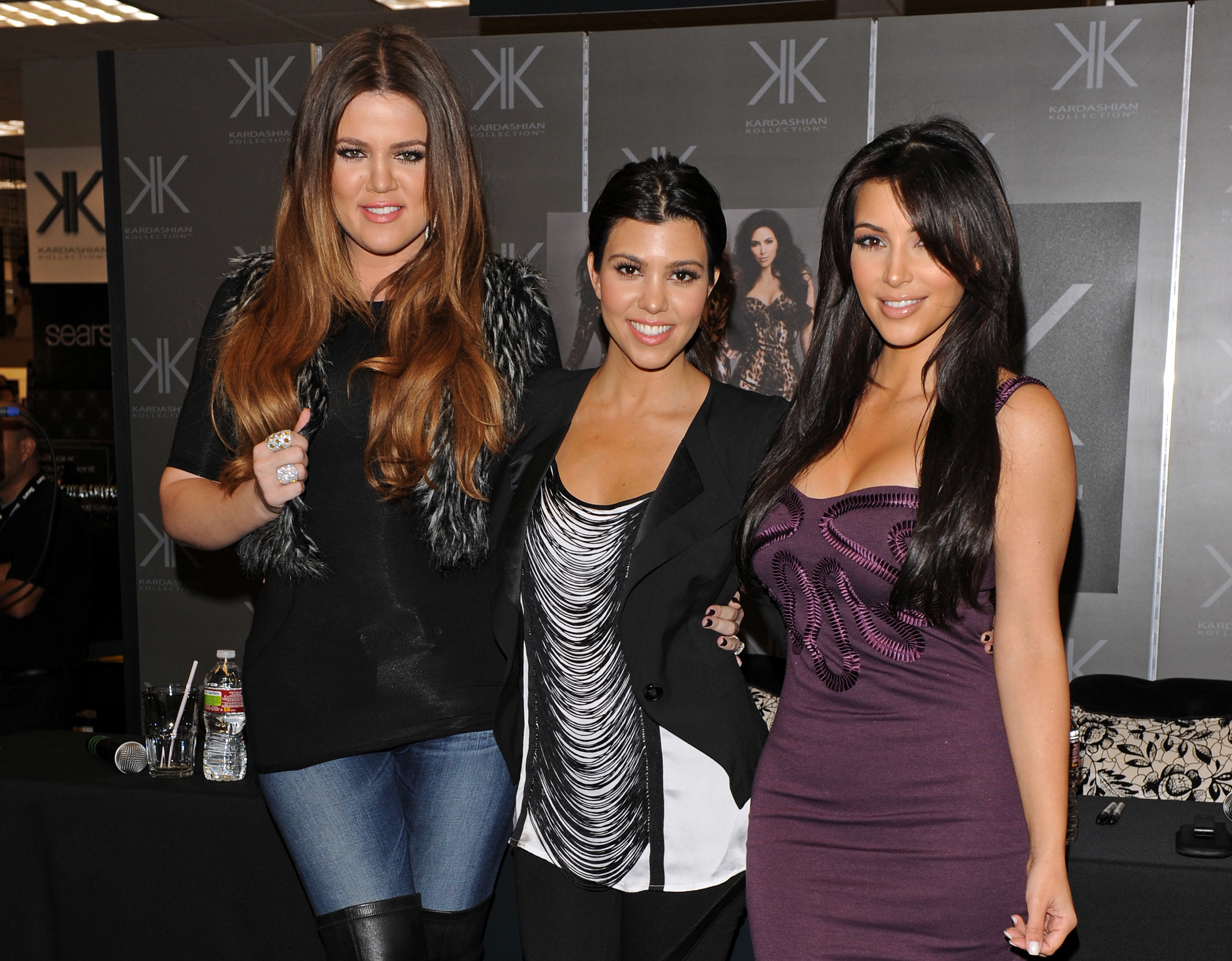 Kim kourtney khloe kardashian k dash kardashian kollection