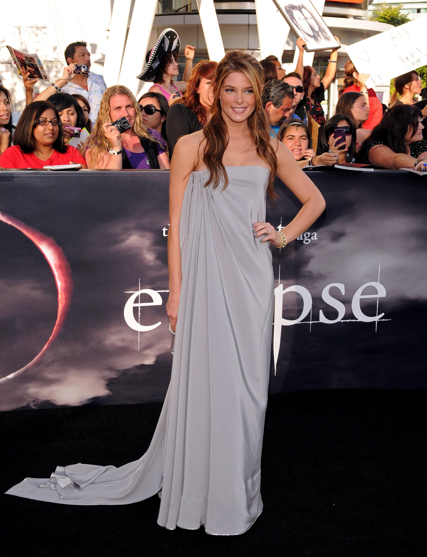 Ashley Greene Eclipse premiere dress
