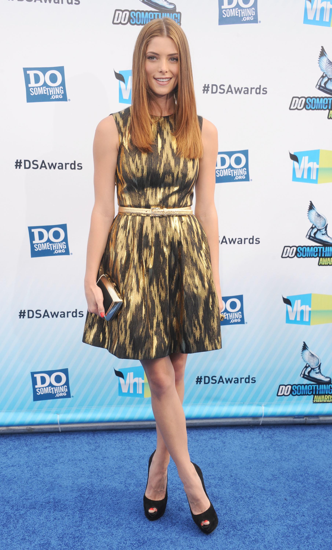 AShley Greene Michael Kors dress
