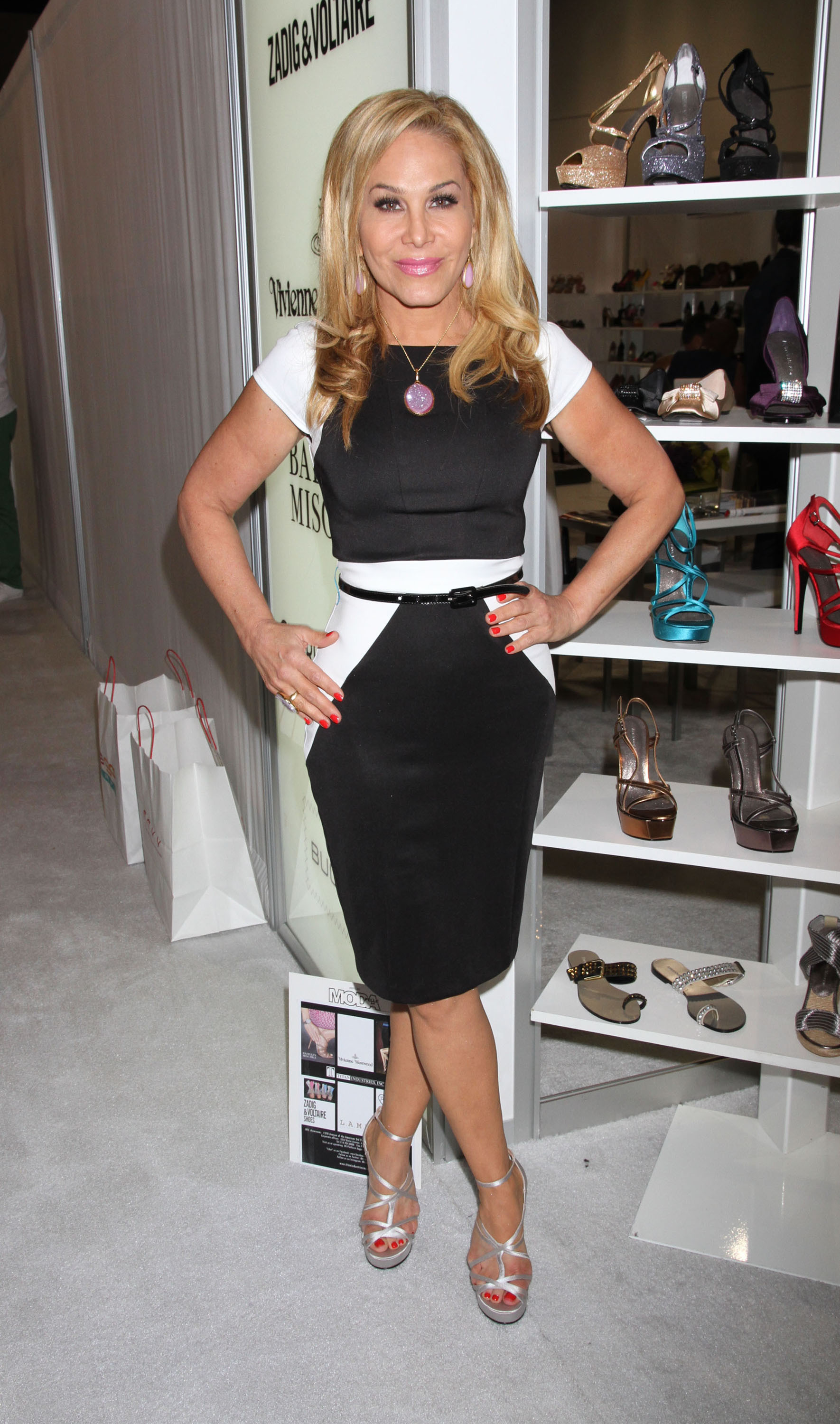 "Adrienne Maloof, ""The Real Housewives of Beverly Hills"""