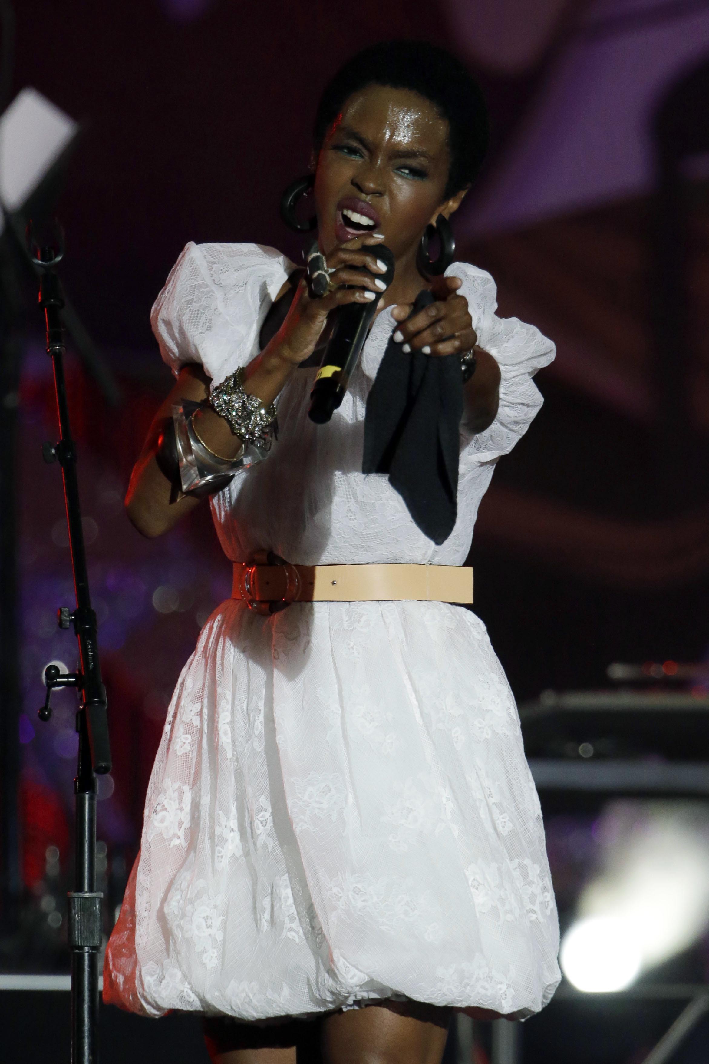 4. Lauryn Hill