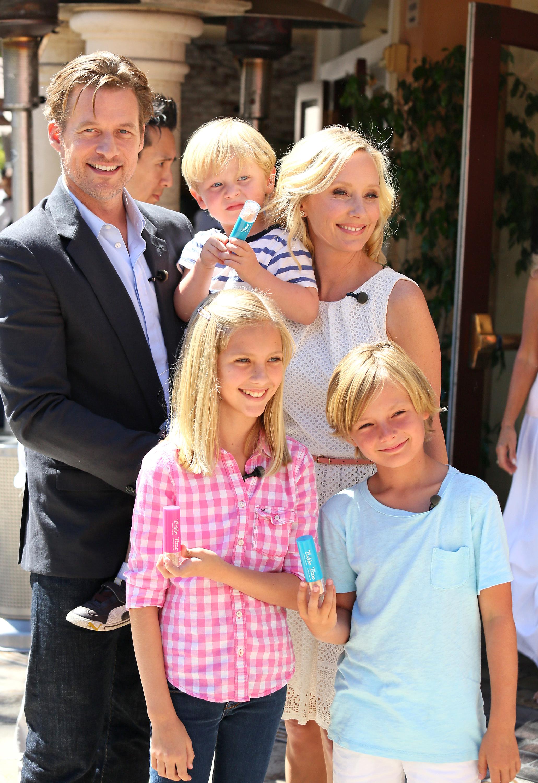 Anna Heche family