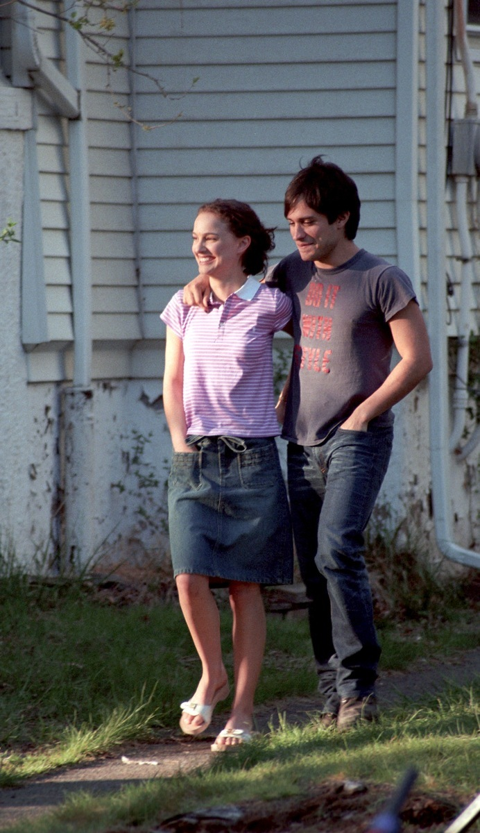 Natalie Portman and Gael Garcia Bernal