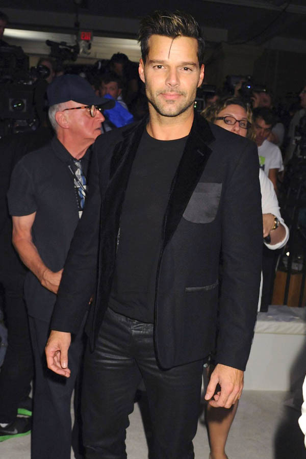 Ricky Martin marriage equality