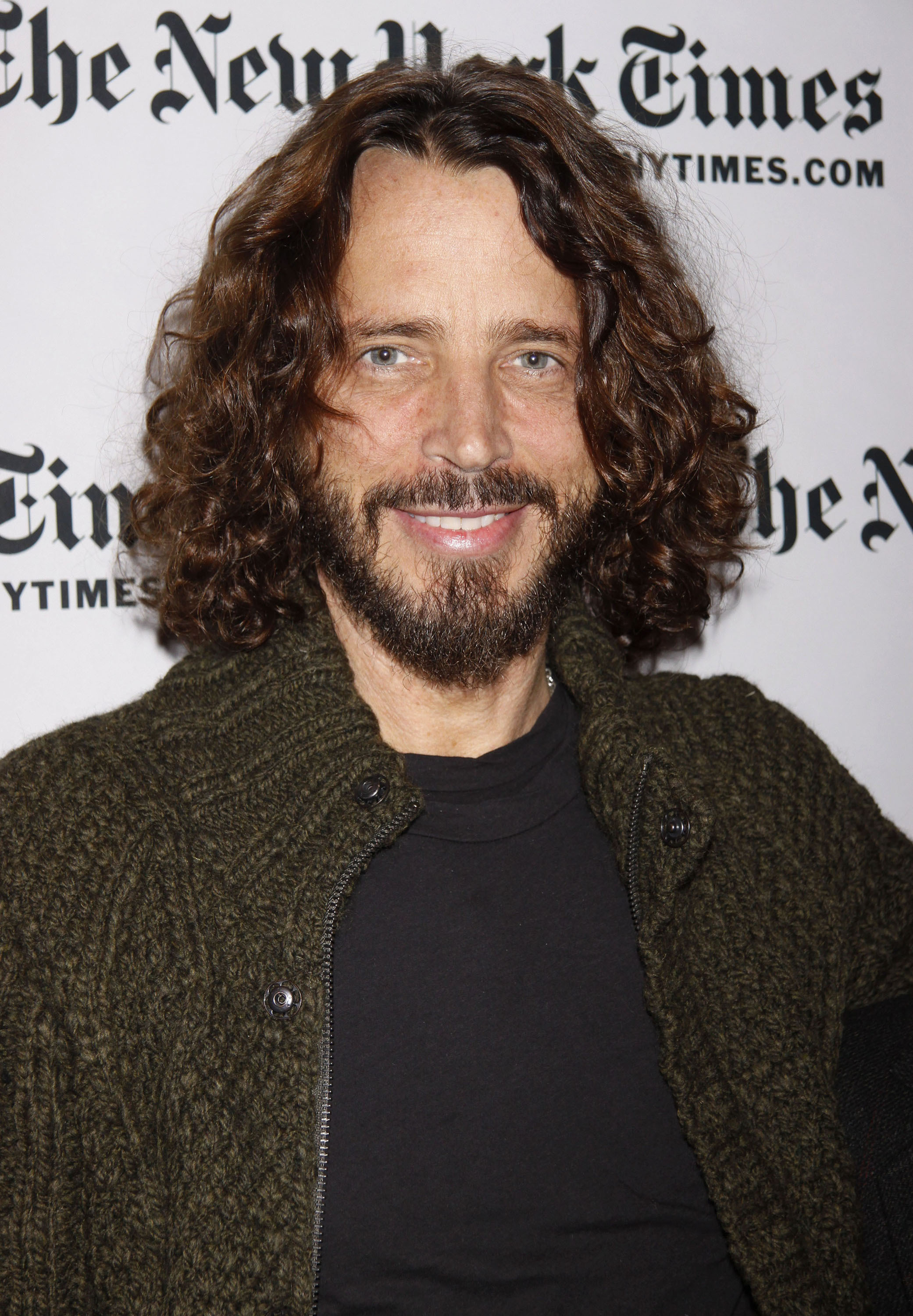 Celebs react to Chris Cornell's death