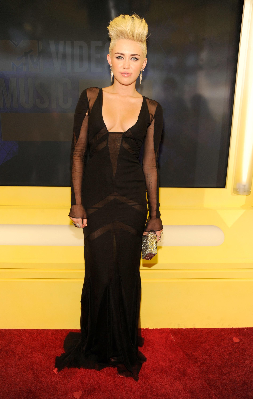 Miley Cyrus mtv video music awards