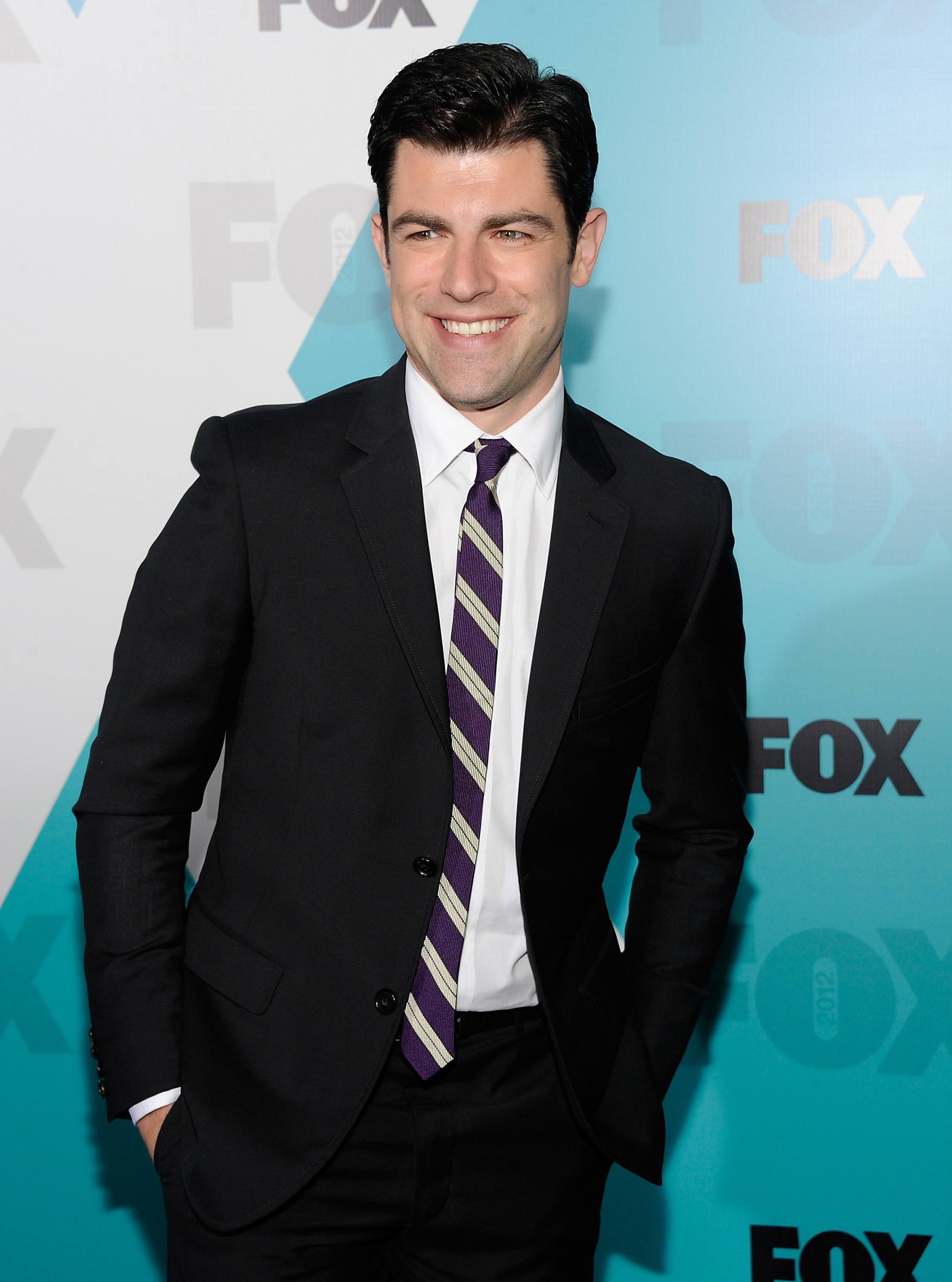 Max Greenfield gay marriage