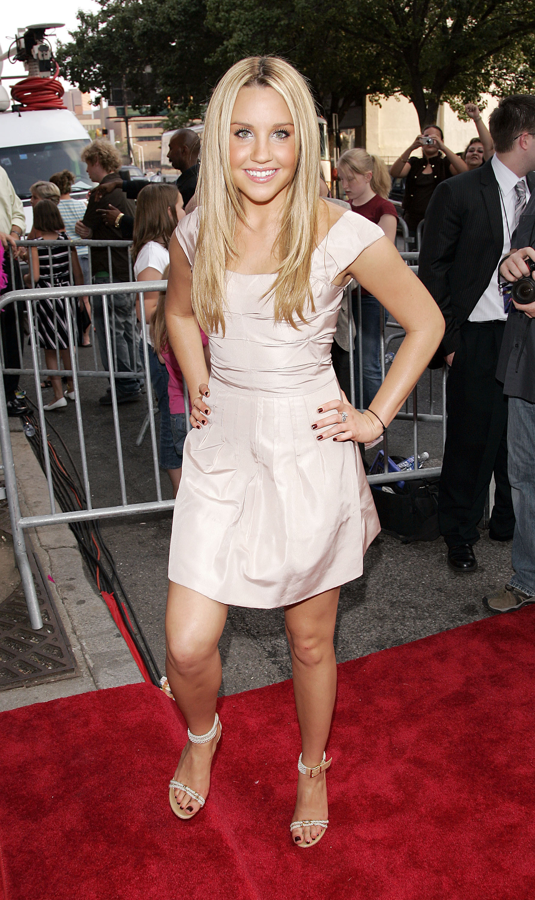 amanda bynes actress red carpet