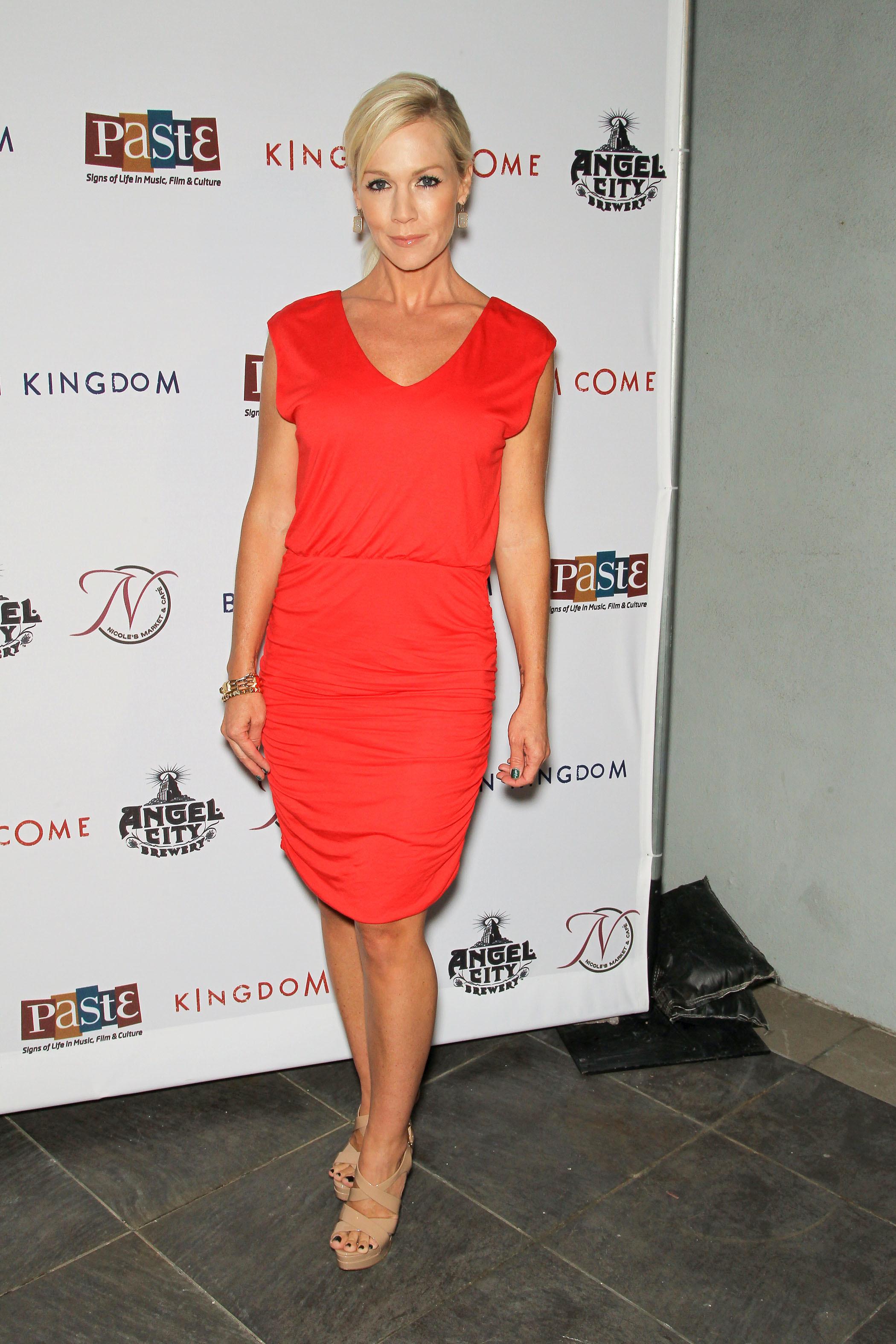 Jennie Garth celebrity transformations