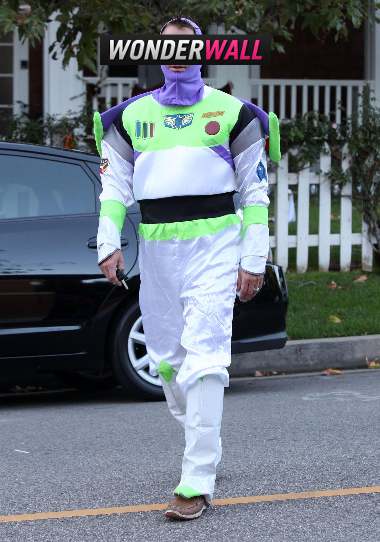 Chris Noth Buzz Lightyear