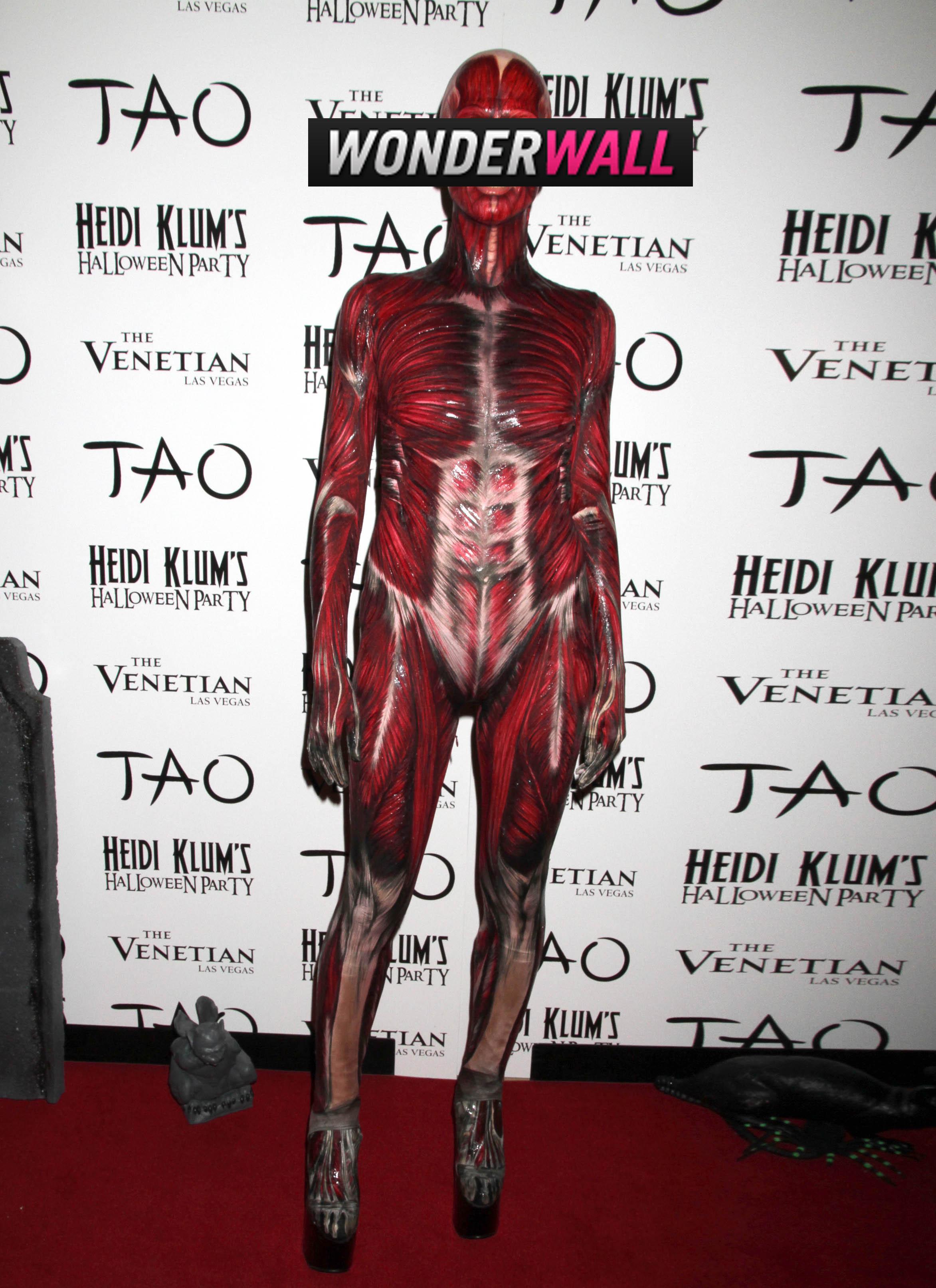 Heidi Klum human being