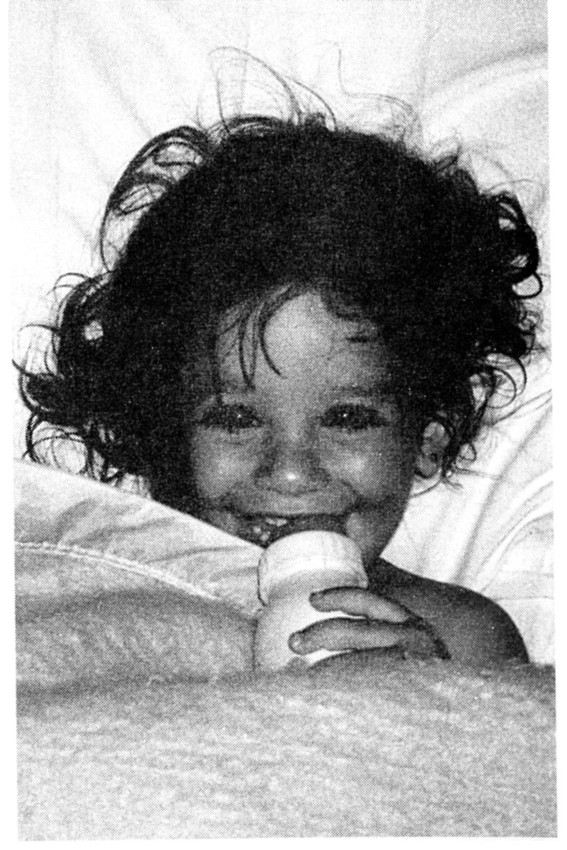 Lea Michele baby photo
