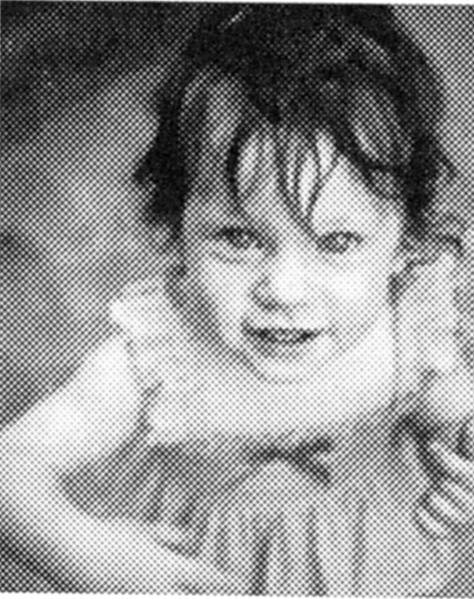 Zooey Deschanel baby photo