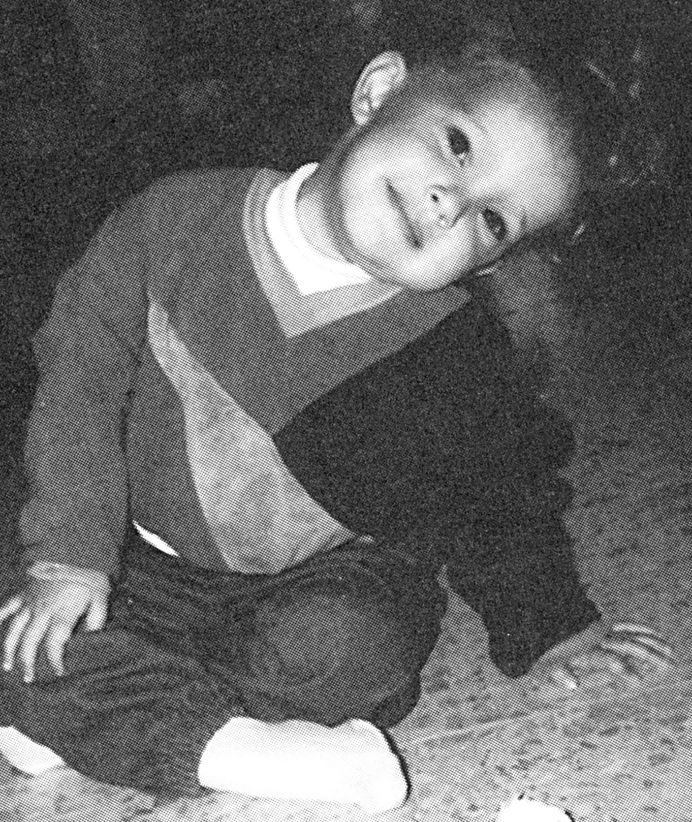 Natalie Portman baby photo