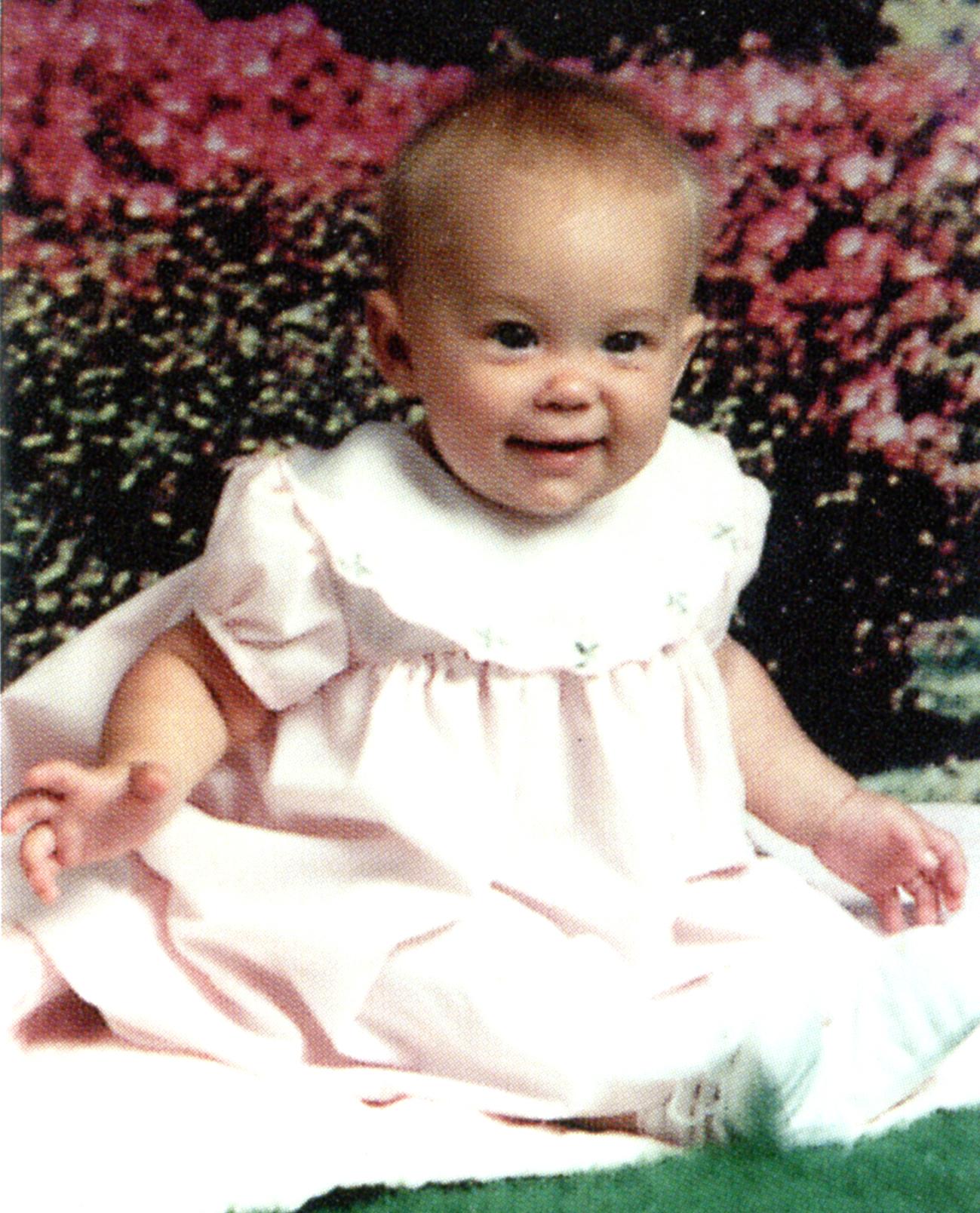 Lauren Conrad baby photo