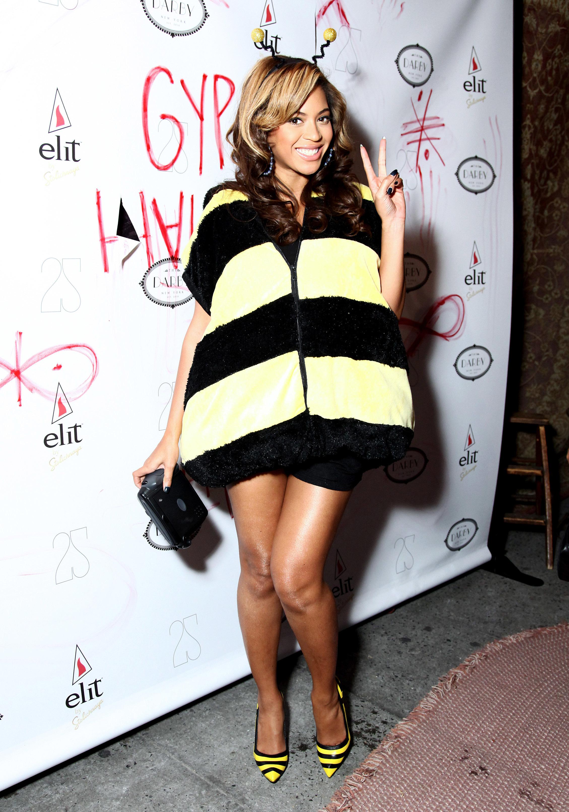Beyonce bumble costume
