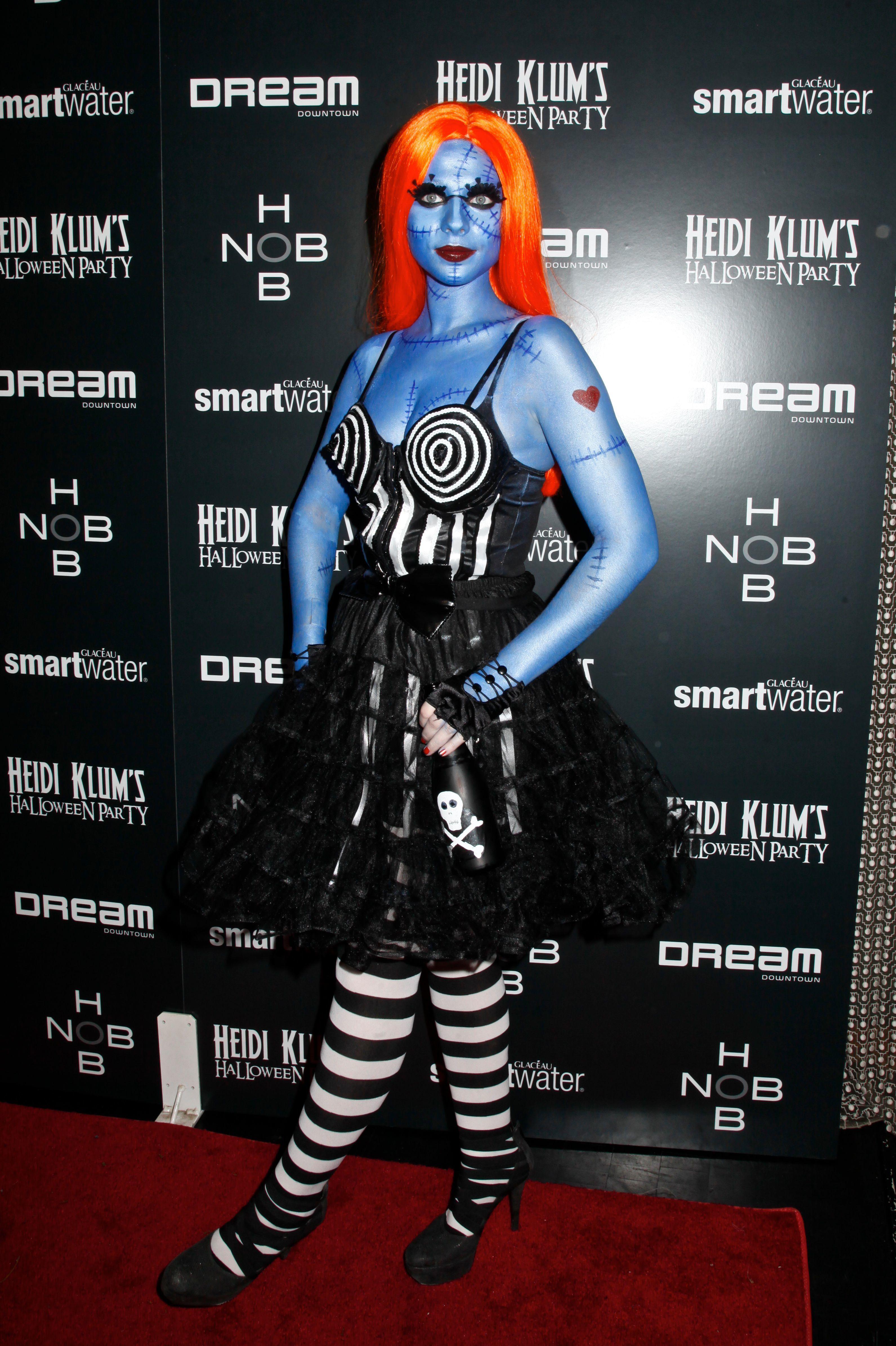Michelle Trachtenberg halloween costume