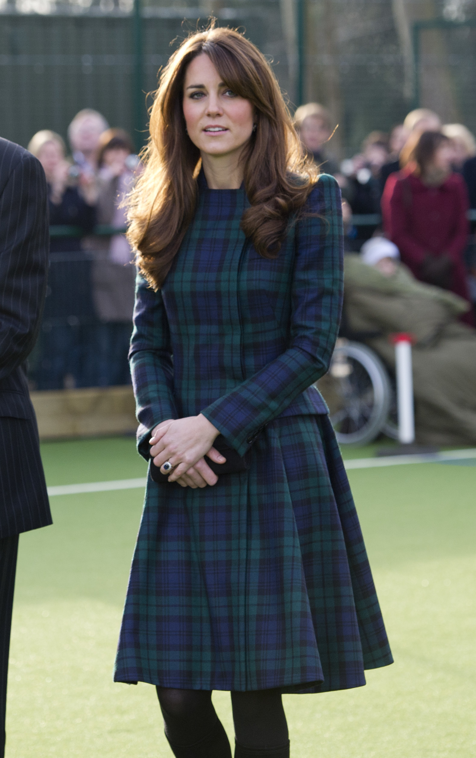 Duchess Kate St. Andrews School