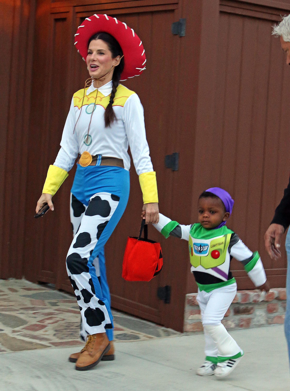 Celeb Kidsu0027 Cutest Halloween Costumes
