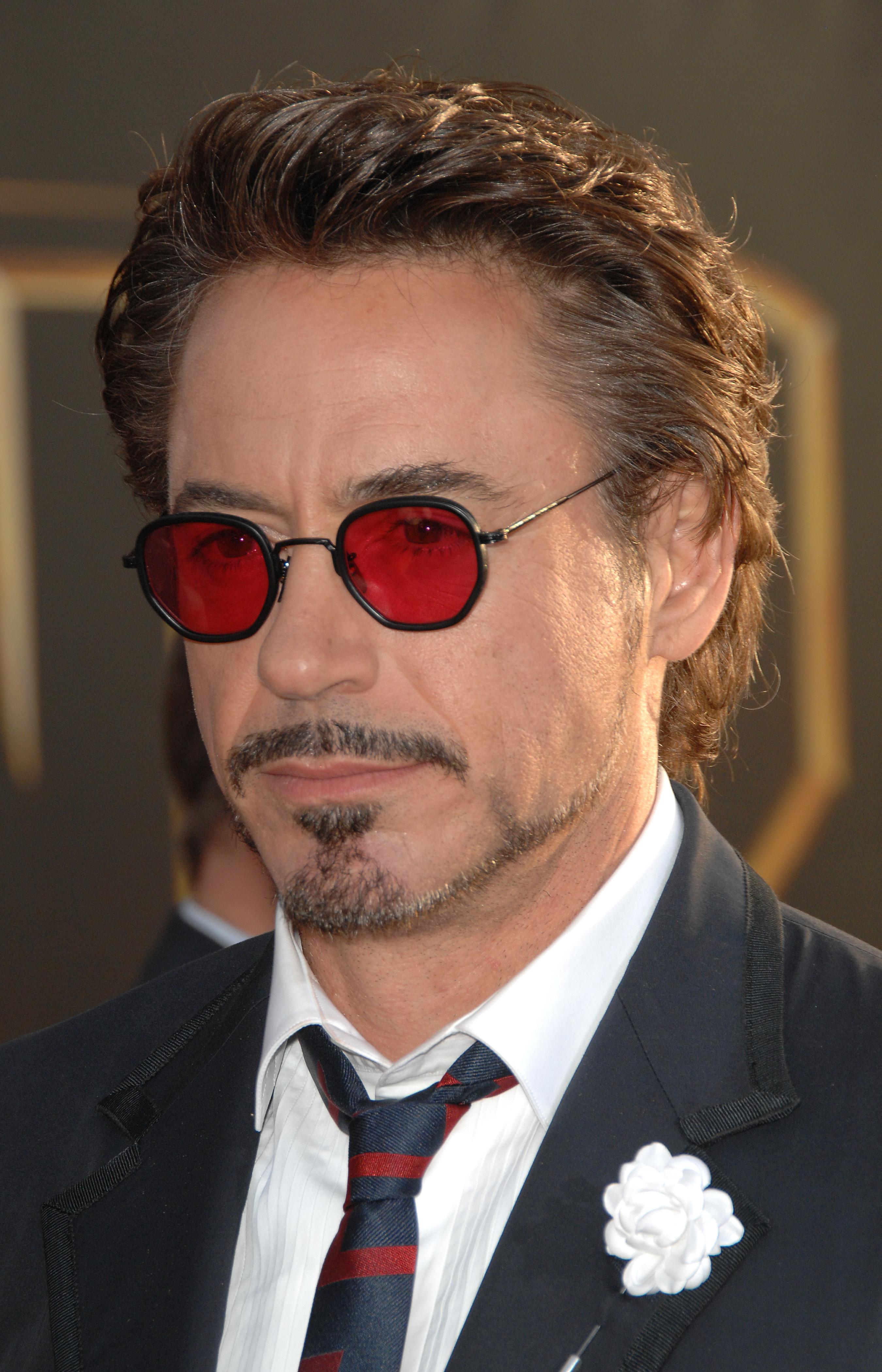 Robert Downey Jr. heroin