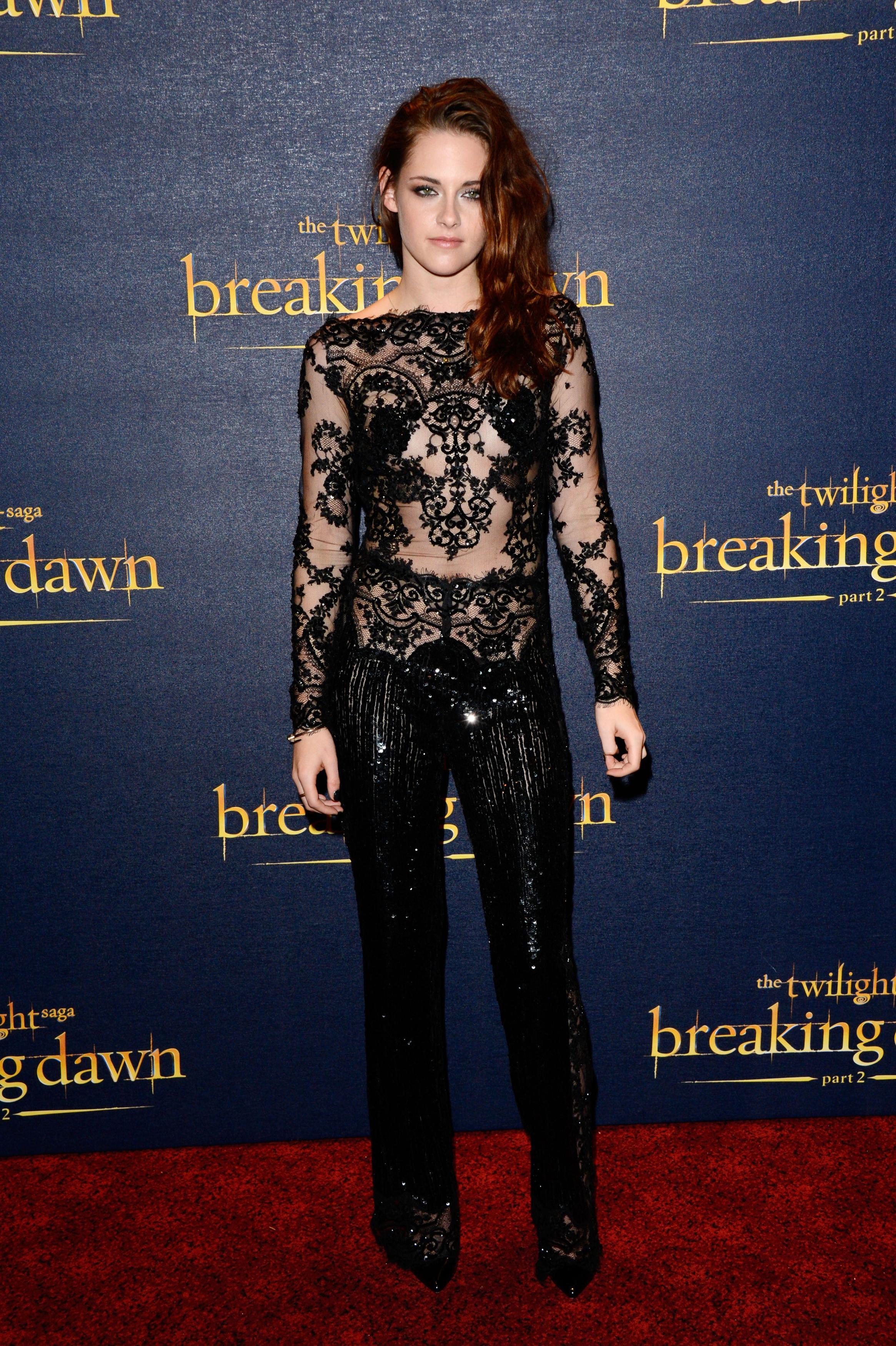 Kristen Stewart style
